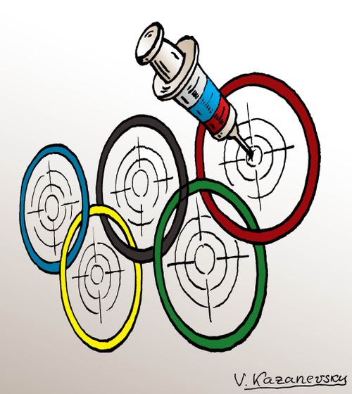 The effect of the Russian doping scandal on Rio 2016